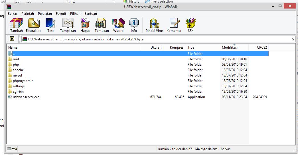 USB Web Server